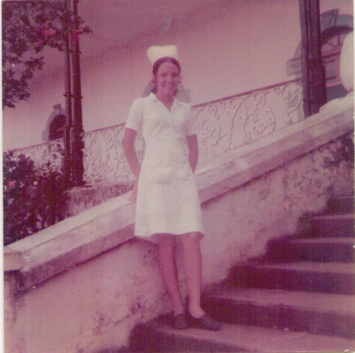 My nurse photo