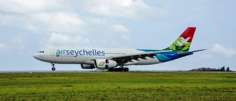 Air Seychelles Plane